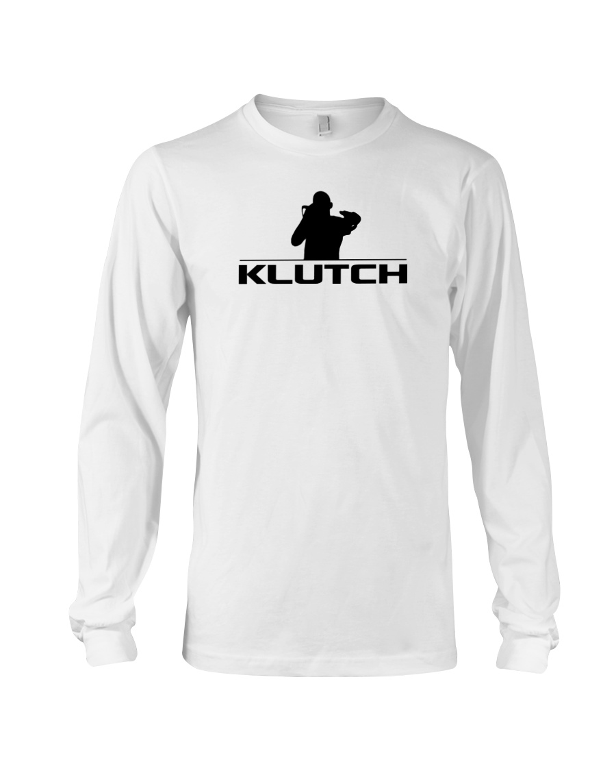 Official Klutch Logo Long Sleeve Tee