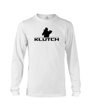 Official Klutch Logo Long Sleeve Tee front