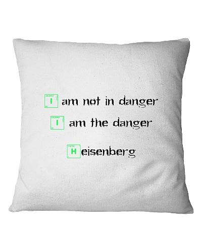 I am not in danger I am the danger Heisenberg