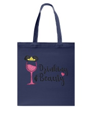 DRINKING BEAUTY Tote Bag tile