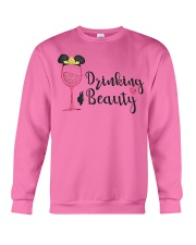 DRINKING BEAUTY Crewneck Sweatshirt thumbnail