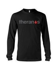 Theranos - Blood Drop Long Sleeve Tee thumbnail