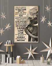 LAUGH LOVE LIVE 24x36 Poster lifestyle-holiday-poster-1