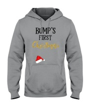 BUMPS FIRST CHRISTMAS Hooded Sweatshirt thumbnail