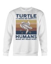 TURTLE GRUNGE STYLE TSHIRT Crewneck Sweatshirt thumbnail