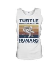 TURTLE GRUNGE STYLE TSHIRT Unisex Tank thumbnail