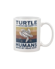 TURTLE GRUNGE STYLE TSHIRT Mug thumbnail