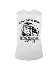 DONT MESS WITH DADDYSAURUS Sleeveless Tee thumbnail