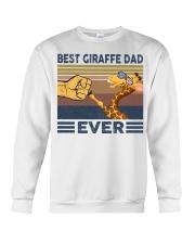 GIRAFFE VINGATE STYLE TSHIRT Crewneck Sweatshirt thumbnail
