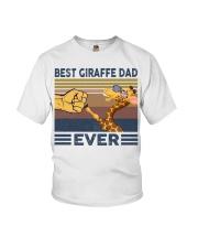 GIRAFFE VINGATE STYLE TSHIRT Youth T-Shirt thumbnail