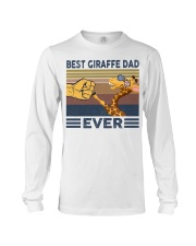 GIRAFFE VINGATE STYLE TSHIRT Long Sleeve Tee thumbnail