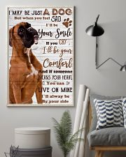 Boxer dog 24x36 Poster lifestyle-poster-1