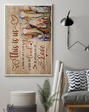 CRAZY LOUD LOVE 16x24 Poster lifestyle-poster-1