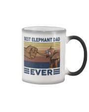 BEST ELEPHANT DAD Color Changing Mug thumbnail