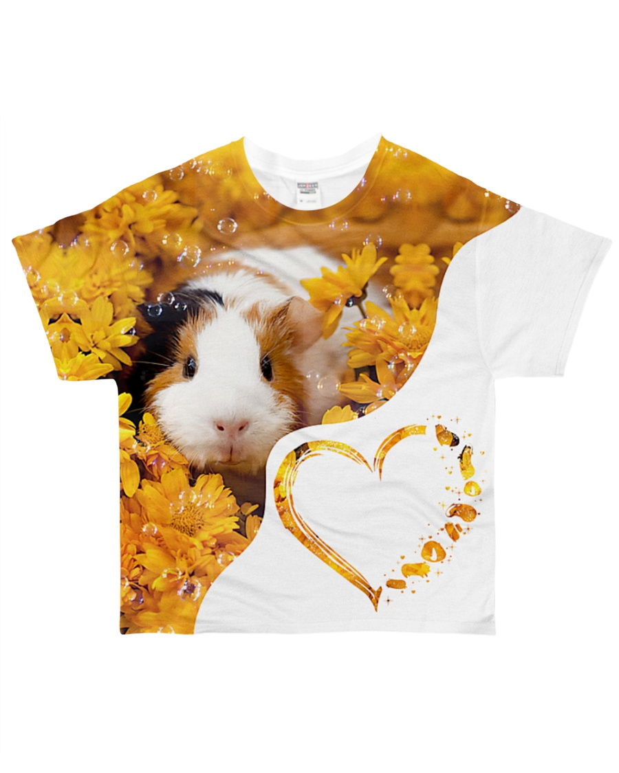 Heart guinea pig All-over T-Shirt