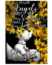 ANGELS PROTECT YOU 16x24 Poster front