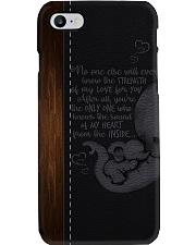 THE SOUND OF MY HEART FROM THE INSIDE  Phone Case i-phone-7-case