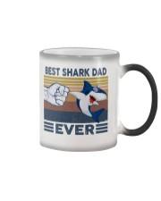 SHARK VINGATE STYLE TSHIRT Color Changing Mug thumbnail