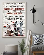 LEGENDS NEVER DIE 16x24 Poster lifestyle-poster-1