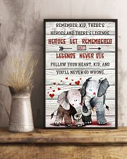 LEGENDS NEVER DIE 16x24 Poster lifestyle-poster-3