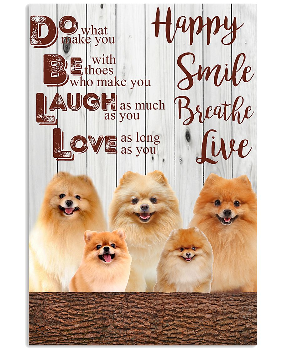 Pomeranian 24x36 Poster