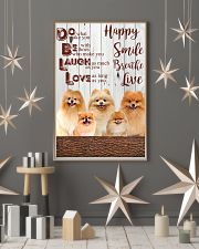 Pomeranian 24x36 Poster lifestyle-holiday-poster-1