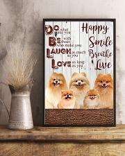 Pomeranian 24x36 Poster lifestyle-poster-3