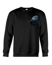 SHARK HOLE STYLE  Crewneck Sweatshirt thumbnail