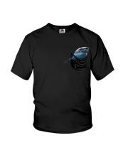 SHARK HOLE STYLE  Youth T-Shirt thumbnail