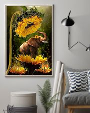 ELEPHANT SUN 16x24 Poster lifestyle-poster-1
