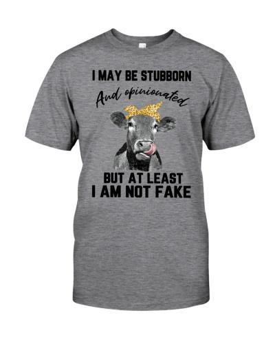 I am Not Fake