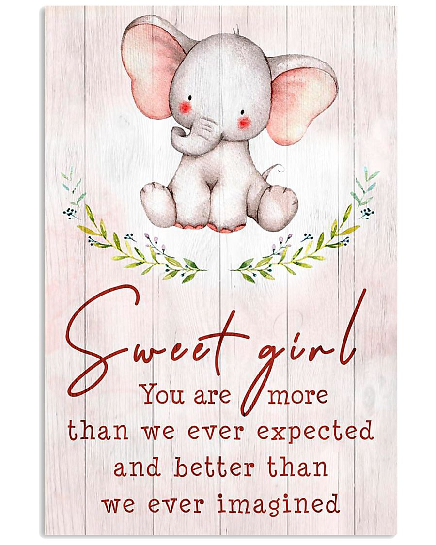 SWEET GIRL 16x24 Poster