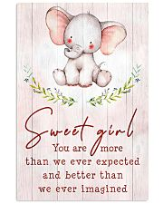 SWEET GIRL 16x24 Poster front