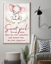 SWEET GIRL 16x24 Poster lifestyle-poster-1