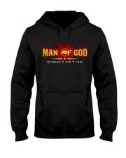 MAN OF GOD CHEF STYLE  Hooded Sweatshirt thumbnail