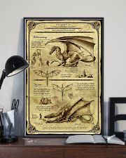 Dragon poster  16x24 Poster lifestyle-poster-2