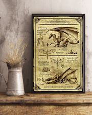 Dragon poster  16x24 Poster lifestyle-poster-3