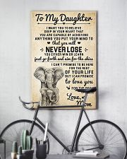 TO MY DAUGHTER 16x24 Poster lifestyle-poster-7