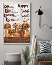 Dachshund 24x36 Poster lifestyle-poster-1