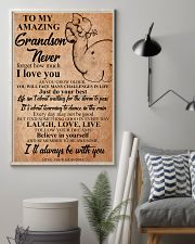 I NEVER GOT TO HOLD YOU 16x24 Poster lifestyle-poster-1