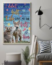 Wolves - I did not give you 16x24 Poster lifestyle-poster-1