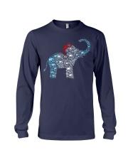 ELEPHANT CHRISTMAS Long Sleeve Tee thumbnail