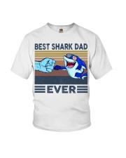SHARK VINGATE STYLE TSHIRT Youth T-Shirt thumbnail