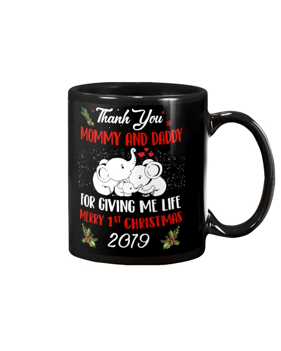 THANK YOU MOMMY AND DADDY Mug
