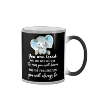 YOU ARE LOVED Color Changing Mug color-changing-right