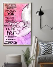 TODAY IS A GOOD DAY 16x24 Poster lifestyle-poster-1