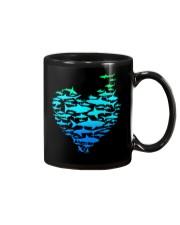 SHARK GADIENT STYLE  Mug thumbnail
