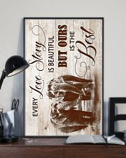 LOVE STORY 16x24 Poster lifestyle-poster-2