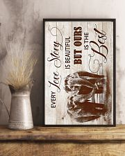 LOVE STORY 16x24 Poster lifestyle-poster-3