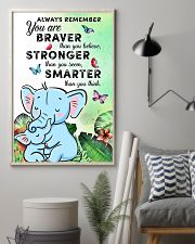YOU ARE BRAVER 16x24 Poster lifestyle-poster-1
